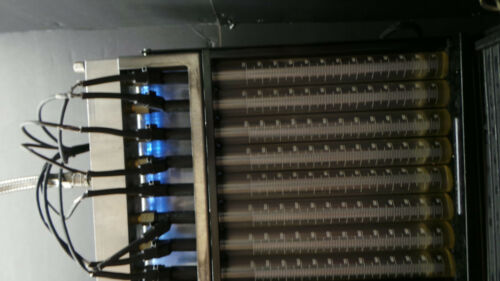 *Lifetime*Siemens Flow Matched Fuel Injector Set for 99-00 Dakota 4.7  53030842