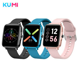 KUMI-1S-Smart-Watch-Orologio-Fitness-Track-IP68-Thermometer-Android-IOS