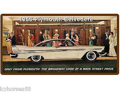 1967 Plymouth Belvedere GTX  Refrigerator Tool Box Magnet