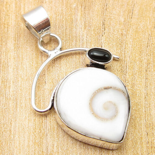 Choose Stone 925 Silver Plated LABRADORITE /& Other Jewel 2 GEMSTONE Pendant