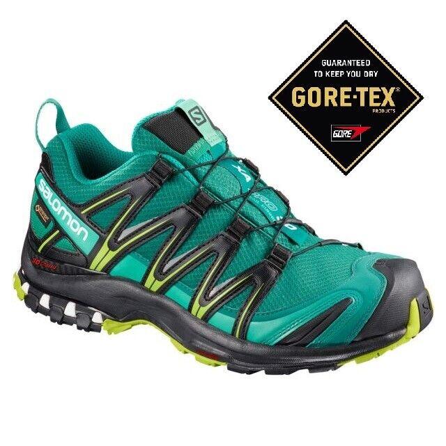 on sale 46d5d 2d6fa SALOMON XA Pro 3D W 38-42 Trekking Trail Running Schuhe Gore ...