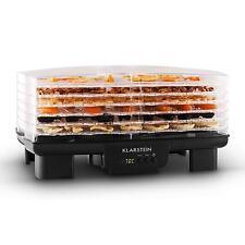 PROFESSIONAL ELECTRIC FRUIT DEHYDRATOR 6 RACK FOOD DRYING KITCHEN * FREE P&P*