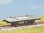 Parkside PC18 OO Gauge LNER 21t Twin Bolster Wagon Kit