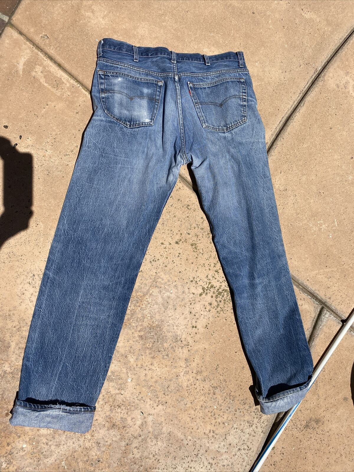vintage levis jeans 501 made in usa  - image 4
