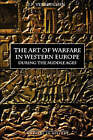 The Art of Warfare in Western Europe During the Middle Ages from the Eighth Century by J.F. Verbruggen (Paperback, 1954)