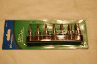 Sears Companion 7pc. 3/8 Drive Hex Bit Socket Set 1/8 To 3/8