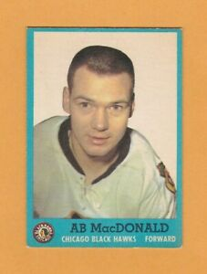 1962-63-NHL-Topps-38-Ab-MacDonald-Ex-ExMt