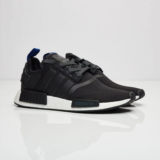 Adidas NMD_R1 nero S31515 Men Dimensione US 4 NEW 100% Authentic Limited