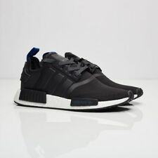 cead58e7f7f9a adidas NMD R1 Runner Nomad S31515 Core Black Blue Men Size 9 Shoe ...