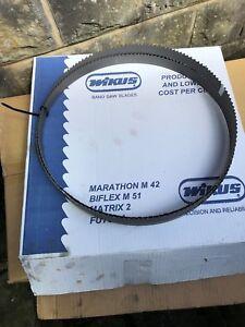 Wikus-Marathon-M-42-BandSaw-Blade-M42-New