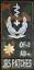 Bundeswehr-Nato-US-Dienstgradabzeichen-Combat-Patch-Personalisiertes-Klett-Patch Indexbild 8