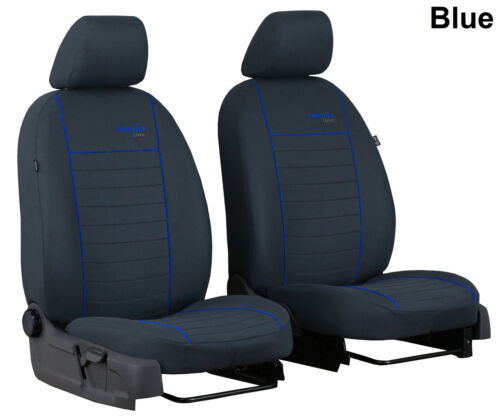 MAZDA MX-5 Mk3 2005-2015 FABRIC TAILORED FRONT SEAT COVERS MADE TO MEASURE