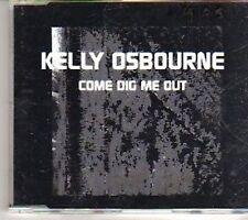 (CT719) Kelly Osbourne, Come Dig Me Out - 2003 DJ CD