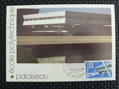 Maximumkarten Diverse Philatelie Sinnvoll France Mk 1977 Polytechnik Polytechnic Maximumkarte Carte Maximum Card Mc C1430 Rheuma Lindern