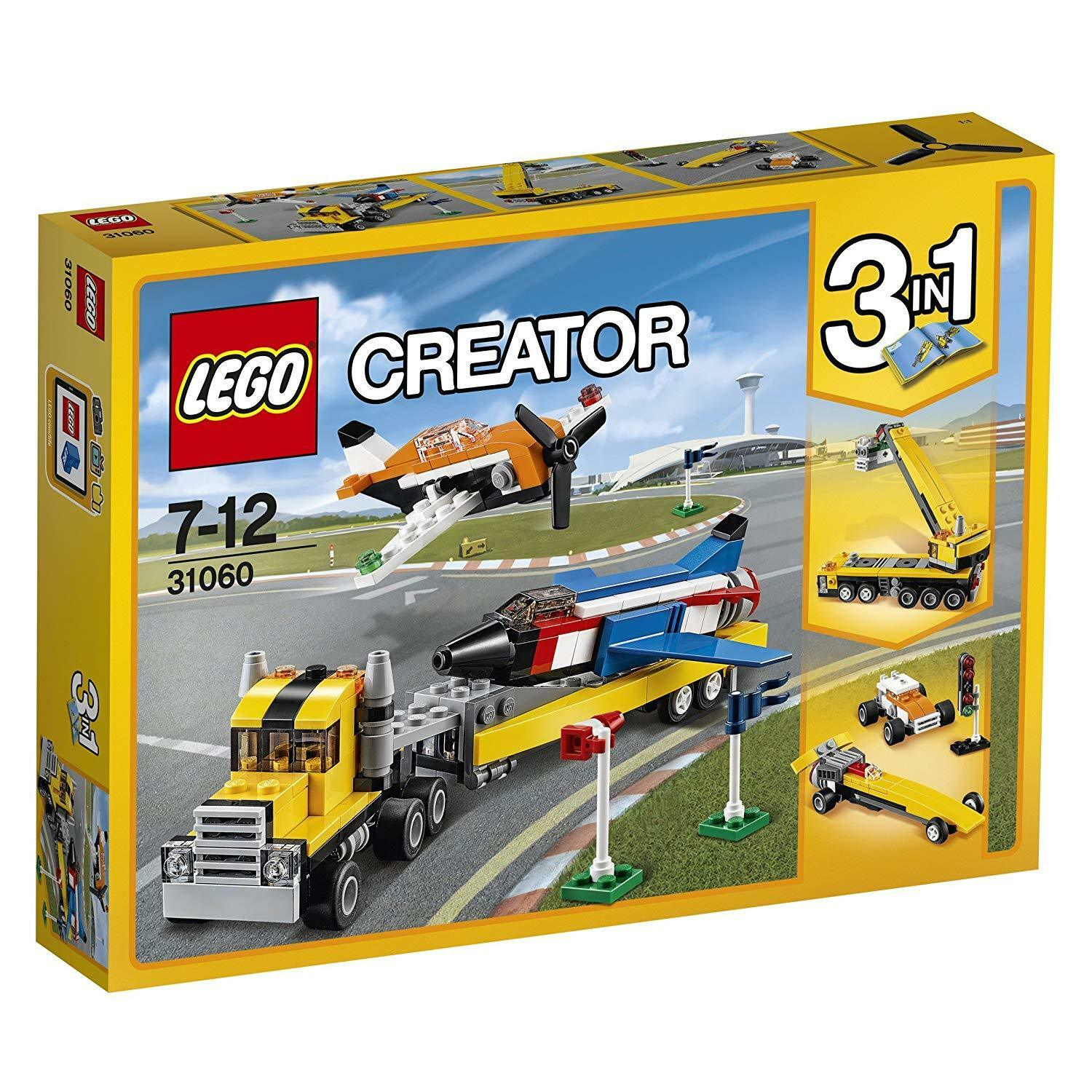 LEGO Creator 31060    Airshow Aces - Brand New 9f00bd