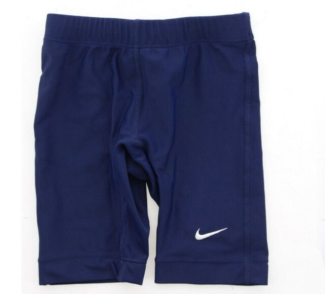 0e22085c60 Nike Swimwear Mens Boys Core Solids Jammer Swim Shorts Tess0051 38 440-navy