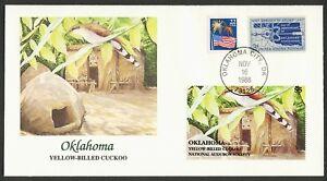Nat 'L Audubon Society-Oklahoma-Cuckoo, Fleetwood Cualquier 5=