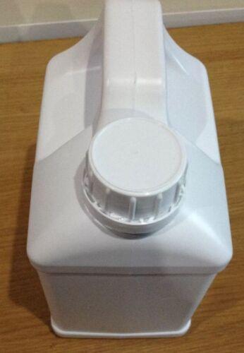 Vide Conteneur en plastique blanc étanche Gap 2 L