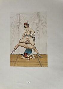Peter Fendi Theatre Oral Ballett Oper Nude Erotik Penis Vagina Petting Circus