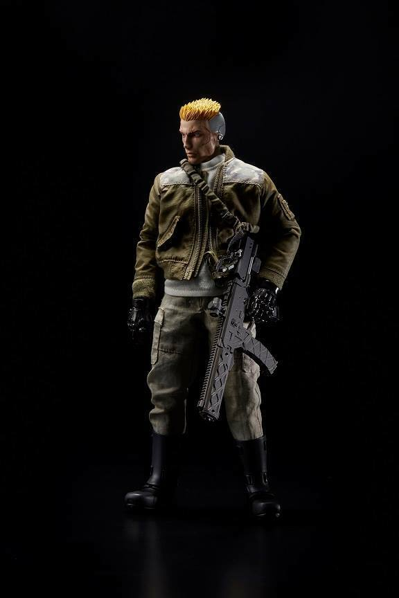 SDCC 2017 Exclusive 1000 1000 1000 BAIT Toys GI Joe Duke 1 6 Figure 3205d8