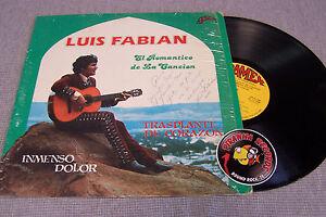 Luis-Fabian-El-Romantico-de-La-Cancion-Spanish-Tejano-LP-Ramex-Piranha-Records