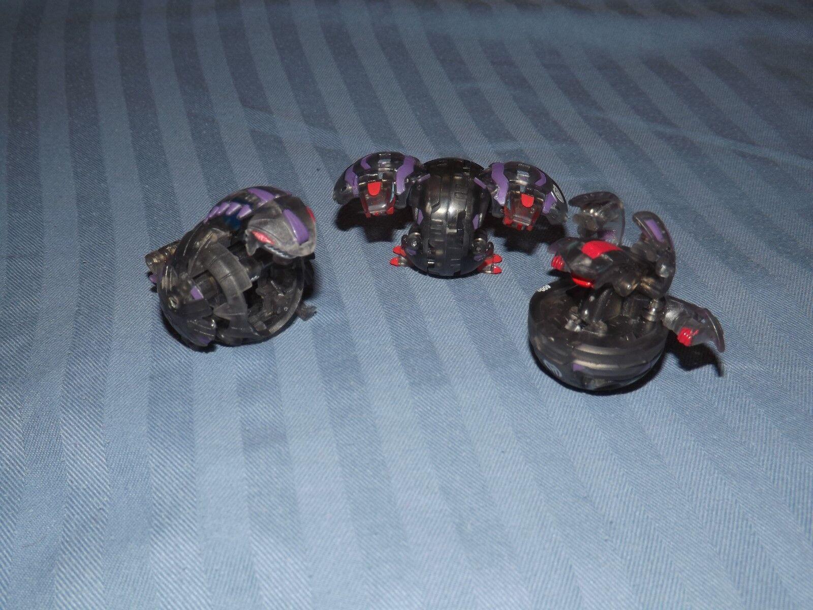 Bakugan Translucent Darkus Hydranoid Evolution Ltd Ed Masquerade 3 VERY RARE
