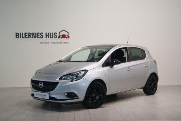 Opel Corsa 1,4 16V Sport billede 0