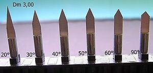 Durchmesser 2,4mm 10 Stück NEU 1Schneiden VHM Fräser,HM Schaftfräser,Dremel
