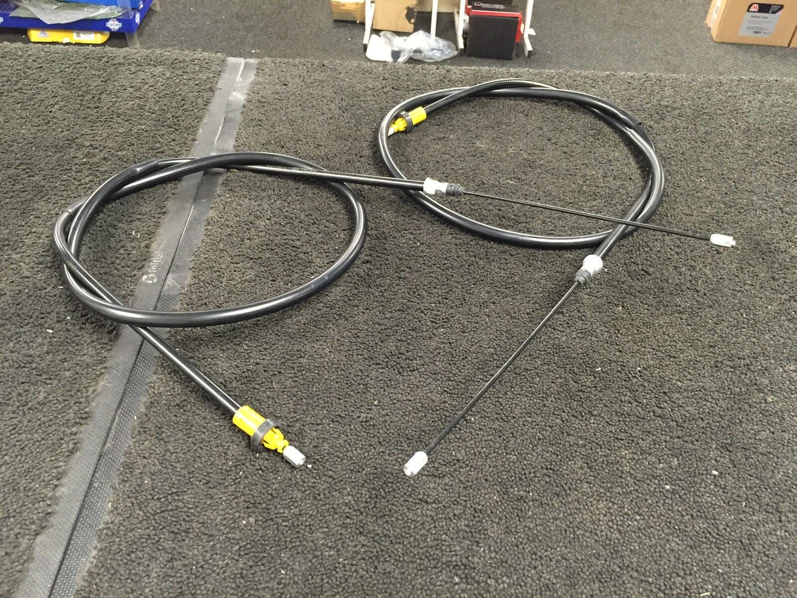 First Line Parking Hand Brake Cable Handbrake FKB2393-5 YEAR WARRANTY