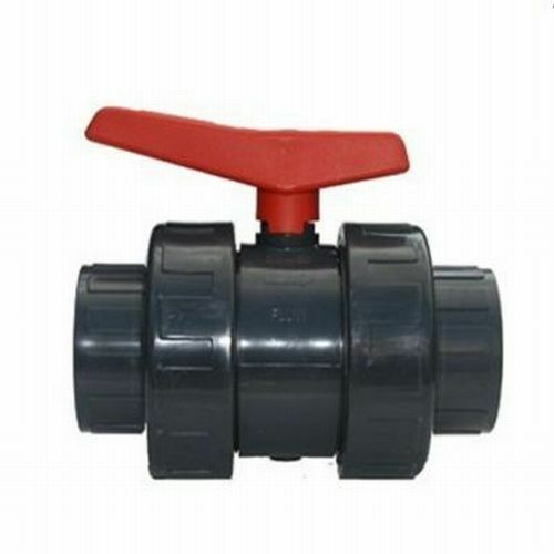 "Double Union Ball Valves 1.5/"",2/"",3/"",4/""110mm"