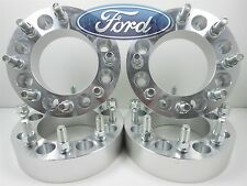 "FORD F250 F350 8X170 WHEEL SPACERS ADAPTERS 2"" HEAVY DUTY TRUCKS MADE IN USA"
