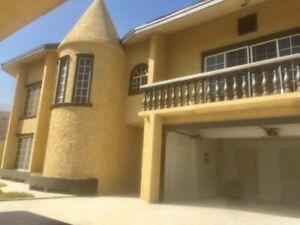 Venta de casa Campestre con Taller anexo en el Refugio Tijuana