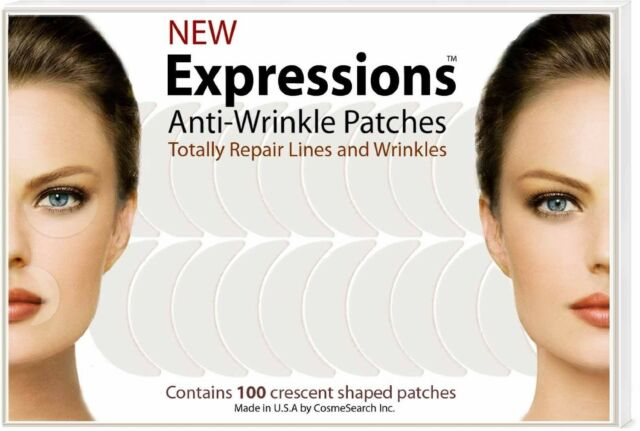 Expressions Anti-Wrinkle Patches (Crescent)