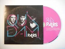QUIDAM : PARS [ CD SINGLE PORT GRATUIT ]