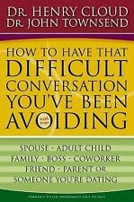 How to Have That Difficult Conversation You've Been Avoiding: With Your Spouse,