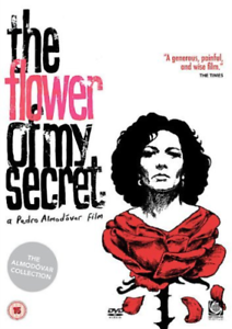 Marissa-Paredes-Juan-Echanove-Flower-of-My-Secret-DVD-NUOVO