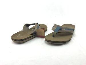 dfcea131f264 NEW Original Penguin Turn Men s Green Flip Flop Sandals US Size 7 M ...
