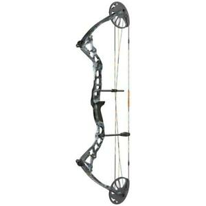 New 2017 Bear Archery Cruzer G2 RTH 5-70# RH Shadow W// Arrows /& Release