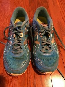 Details about New Balance 870 V4 Women's Running Cross Training Shoes Athletic Sz 7 BlueWhite
