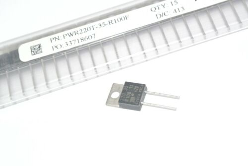 0.1R 25W 0.1Ohm PWR220T-35-R100F BOURNS Resistor TO220 /_/_ QTY=1pcs