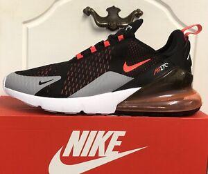 Détails sur NIKE AIR MAX 270 Baskets Homme Baskets Chaussures UK 12 EUR 47,5 US 13 afficher le titre d'origine