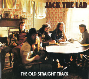 JACK-THE-LAD-The-Old-Straight-Track-2018-reissue-11-track-CD-album-NEW-SEALED