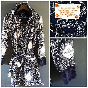 harry potter dressing gown primark