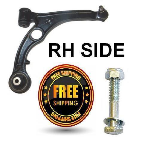 Fiat Stilo 01-07 inferior Wishbone Brazo de suspensión Rh Lado Oem Con Pellizco Bolt X 1