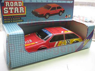 Blechspielzeug Zielsetzung Blechspielzeug Nos Mechanische Spielwaren Brandenburg Msb Tin Car Road Star Ddr Autos & Busse