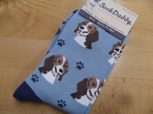 Dog Breed Super Soft Quality Unisex Socks by Sock Daddy Choice of 50 Puppy Pet