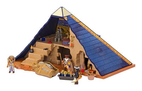 PLAYMOBIL History - Pyramide des Pharao 5386 NEU & OVP