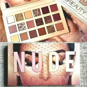 Huda-Beauty-THE-NEW-NUDE-EYESHADOW-PALETTE-NEW-Eye-Shadow-ORIGINAL-FREE-Shipping