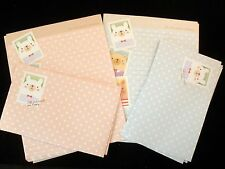 Animal Stamps Letter Set - Kawaii Korean Stationery - Cute Daiso writing paper