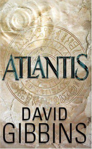 Atlantis (Export, Airside & Ireland Only),David Gibbins